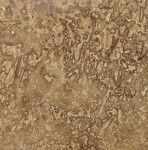 Walnut-travertine